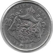 *belguim 20 Francs 4 Belgas 1932 Dutch Pos A  Vf - 1909-1934: Albert I