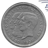 *belguim 10 Francs  2 Belgas 1930 Dutch Pos B  Vf+ - 1909-1934: Albert I