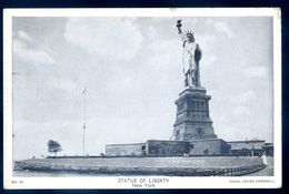 Cpa  Usa Statue Of Liberty New York   Sep17-79 - Statue De La Liberté
