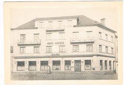 L-1960  WASSERBILLIG : Hotel Restaurant Hengen - Postkaarten