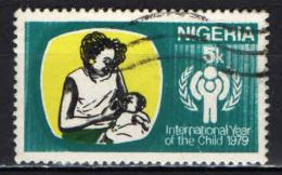 NIGERIA - 1979 -International Year Of The Child - USATO - Nigeria (1961-...)