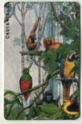 TK 31168 NETHERLANDS - Chip Artist For Nature - Jungle & Animals - Niederlande