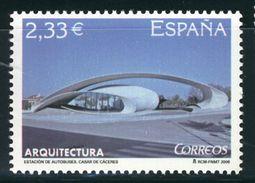 Espagne España 2006 Neuf - Edifil N° 4248 - Y&T N°  - ** Arquitectura Estacion Autobuses Casar De Caceres - 2001-10 Unused Stamps