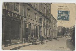 REDON Au Planteur De Caïffa - Redon