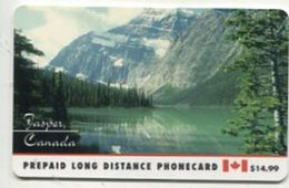 TK 31178 CANADA - Prepaid Jasper - Canada