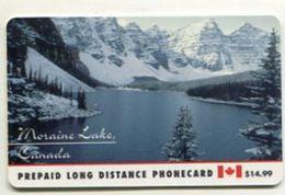 TK 31179 CANADA - Prepaid Moraine Lake - Canada