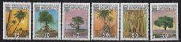 Tuvalu - N°527 à 532 - Arbres Indigenes - Cote 12€ - Tuvalu