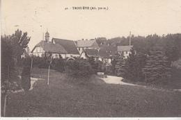 Trois Epis (Alt. 700 M.) - 1922 - Edit. Ch. Bergeret, Strasbourg N° 40 - Trois-Epis