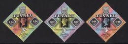 Tuvalu - N°533 à 535 - 150e Anniversaire Du 1er Timbre  - Cote 11€ - Tuvalu
