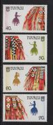 Tuvalu - N°511 à 514 - Pagnes De Danse  - Cote 6.50€ - Tuvalu