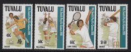 Tuvalu - N°567 à 570 - Sports - Cote 15€ - Tuvalu