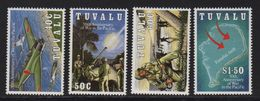 Tuvalu - N°625 à 628 - Guerre Dans Le Pacifique - Cote 8€ - Tuvalu