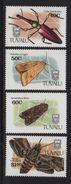 Tuvalu - N°559 à 562 - Insectes - Cote 15€ - Tuvalu
