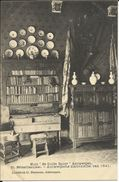 """Huis """" De Gulde Spoor """" Antwerpen , St. Sebastiaanzaal , Antwerpsche Klavecimbel Van 1641 - Antwerpen"""