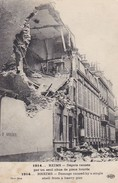CPA Reims - Dégats Causés Par Un Seul Obus De Piès Lourde - 1914  (32111) - Reims