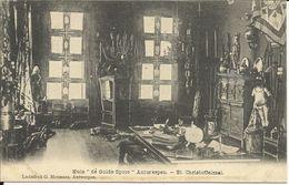 """Huis """" De Gulde Spoor """" Antwerpen , St. Christoffelzaal - Antwerpen"""