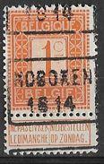 _7Be-360: N° 2289-C: HOBOKEN 1914 - Roulettes 1910-19