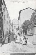LE PERTHUS - Caserne Des Douanes Et Eglise. - Francia