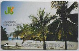 JAMAICA - JAMAICAN BEACH SCENE - 7JAMF - Jamaica