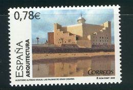 Espagne España 2006 Neuf - Edifil N° 4247 - Y&T N°  - ** Arquitectura Auditorio Alfredo Kraus Las Palmas De Gran Canaria - 2001-10 Unused Stamps