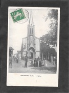 MAURESSAC - L'Eglise. - France