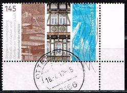 Bund 2017, Michel# 3299 O Weltkulturerbe Der UNESCO - BRD