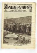 Zondagsvriend 5e Jaargang Nr 42 Oktober 1934   Vorsten Aan Het Albertkanaal, Yugoslavie - Magazines & Newspapers