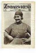 Zondagsvriend 5e Jaargang Nr 20  Mei 1934, Rotsen Van Frênes, Het Albertkanaal, - Magazines & Newspapers