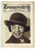 Zondagsvriend 5e Jaargang Nr 23 Juni 1934 , Symbolische Ommegang Torhout, Grote Foto St Maartenskerk Aalst - Tijdschriften