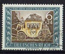 DR 1943 // Michel 828 O (13.487) - Deutschland