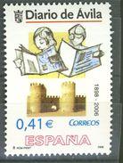 Espagne España 2006 Neuf - Edifil N° 4232 - Y&T N°  - ** Diarios Centenarios Diario De Avila 1898 - 2001-10 Nuevos & Fijasellos