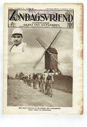 Zondagsvriend 5e Jaargang Nr 12  Maart 1934  De Ronde Van Vlaanderen, Museum St Niklaas - Tijdschriften