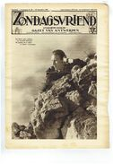 Zondagsvriend 5e Jaargang Nr 39 September 1934, Bolderberg, Grote Foto Historisch Slot Wynendaele - Tijdschriften