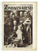 Zondagsvriend 5e Jaargang Nr 40  Oktober 1934,  100 Jarige Anderlecht, Zichten Uit Leuven - Tijdschriften