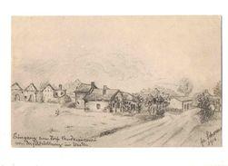 51-1465 VAUDESINCOURT Dessin - Autres Communes