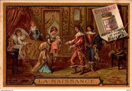 1 Chromos Liebig - Les Moments De La Vie - La Naissance - S186 - Bill-822 - Voir Scan R/V - Liebig