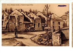 51-1472 MORONVILLIERS Dessin - France