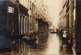 Carte Photo ALLEMAGNE COLOGNE KOLN  Inondation 1920 - Köln
