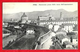 PISA  --  Panorama  Pteso  Dalla  Torre  Dell'amanzatore - Pisa
