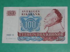100 Etthundra Kronor 1965-1985 - Suède - Sveriges Riksbank   ****EN ACHAT IMMEDIAT **** - Sweden