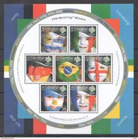 K646 GIBRALTAR FIFA WORLD CUP WINNERS GERMANY 2006 1KB MNH - World Cup