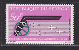 SENEGAL AERIENS N°   38 ** MNH Neuf Sans Charnière, TB (D3423) Air Afrique Et DC8 - Senegal (1960-...)