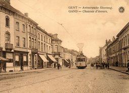 GENT  Antwerpsche Steenweg - Belgique