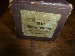 Rouleau Ancien Perforé Pour Piano Mécanique 3040 ESTUDIANTINA  (Valse- Wllzer - Waltz) Par E. Waldenfel - Varia