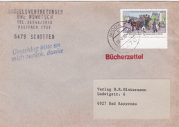 Bücherzettel Von Nidda (br2466) - [7] Repubblica Federale