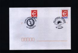 France 1999 Total Solar Eclipse Interesting Cover - Astronomia