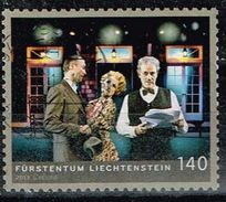 Liechtenstein 2013, Michel# 1687 O     Performing Arts In Liechtenstein - Gebraucht