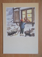 Kov 3036 - UNICEF POSTCARD - Cartoline