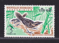 NOUVELLES-HEBRIDES N°  275 ** MNH Neuf Sans Charnière, TB (D3434) Oiseaux - Légende Française