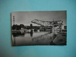 MAYVILLE  HARFLEUR  -  76  -  Le Pont VIII Détruit Par Les Allemands, Reconstruit Et Inauguré Le 09.10.1950  - - Harfleur